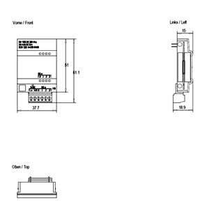 MODULE DO 4DQ 5VDC 6ES7222-1AD30-0XB0