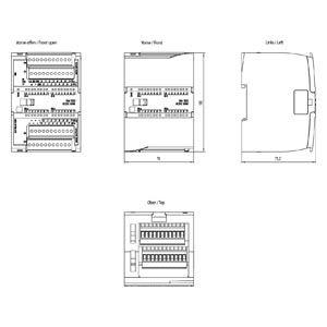 MODULE I/O 16DI/ 16DO 6ES7223-1BL32-1XB0