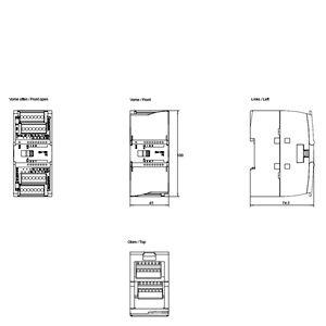 MODULE AI 8AI TC 6ES7231-5QF32-0XB0