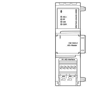 MODULE GIAO TIẾP CM 1243-2 3RK7243-2AA30-0XB0