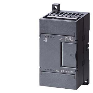 MODULE AO 4AI 10VDC 6ES7232-0HD22-0XA0