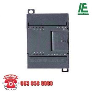 MODULE DI 8DI 24VDC 6ES7221-1BF22-0XA8