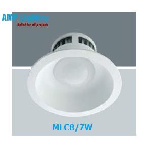 Đèn Downlight âm trần LED 7W MLC8/7W