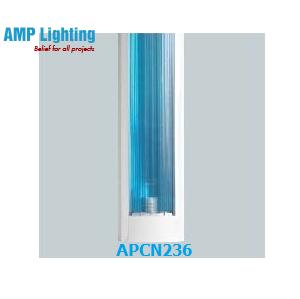 Máng đèn có chụp MICA 2x36W APCN236