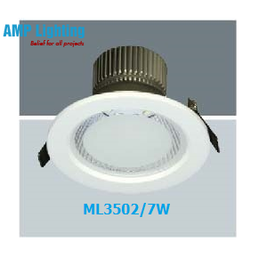 Đèn Downlight âm trần LED 7W ML3502/7W