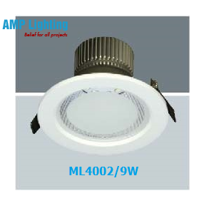 Đèn Downlight âm trần LED 9W ML4002/9W