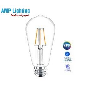Bóng đèn LED Bulb trang trí FILAMENT 6W Philips