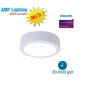 ĐÈN ỐP NỔI LED DN027C 20W Philips