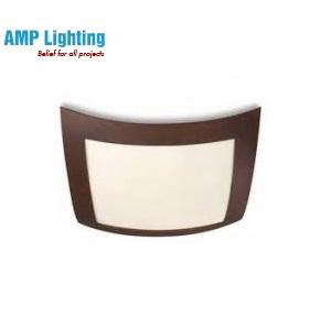 Đèn trần QCG305 Brown Brush 30200/86 Philips