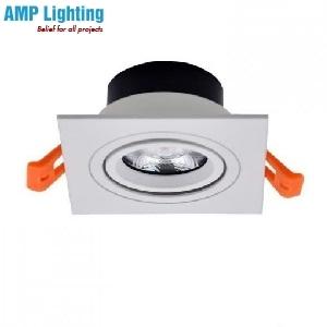 Đèn LED Âm Trần 1x12W ELV801E-M12 ELV
