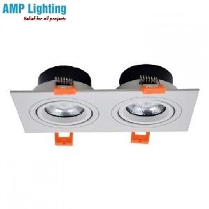 Đèn LED Âm Trần 2x15W ELV802E-M215 ELV