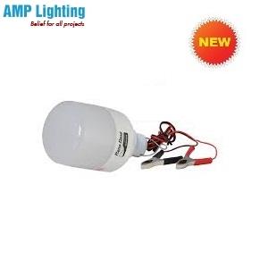 Bóng Đèn LED BULB DC 12W LED TR70/12W 12VDC 24VDC RẠNG ĐÔNG