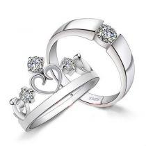 Nhẫn đôi MS04