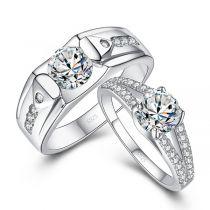 Nhẫn đôi MS02