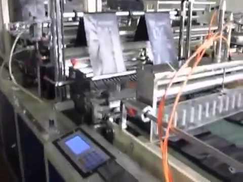 quy trình sản xuất túi nylon PE, PP, HDPE, túi zipper túi vu