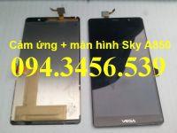 Cảm ứng Sky A850, màn hình Sky A850, LCD A850