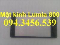 thay mặt kính nokia lumia 800, 900, 920, N9