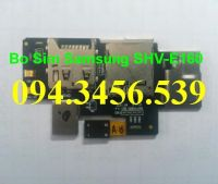 bo SIM Samsung Note 1 SHV-E160