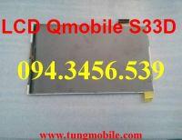 màn hình Qmobile S33D, lcd qmobile s33d