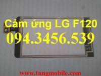 Cảm ứng LG F120, touch lg F120, mặt kính cảm ứng lg F120, thay màn hình cảm ứng lg F120