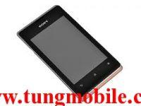 Up rom Sony C1605 lấy ngay, up firmware C1605, chạy phần mềm sony C1605 Xperia E Dual, unlock sony