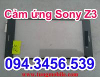 Cảm ứng SONY Z3, touch Sony Z3, màn hình cảm ứng sony z3, mặt kính cảm ứng SONY Z3, sửa sony z3