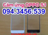 Cảm ứng OPPO S1, touch oppo S1, mặt kính cảm ứng oppo S1, thay màn hình cảm ứng oppo s1
