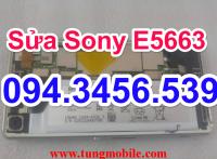 Màn hình sony E5663, cảm ứng sony E5663, mặt kính cảm ứng sony e5663, thay màn hình cảm ứng sony