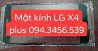 Ép kính Lg X4 plus