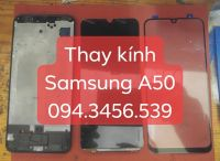 Ép kính Samsung A50, ép mặt kính Samsung A50