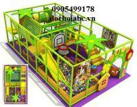 Nhận thi công thiết kế khu vui chơi trẻ em cao cấp