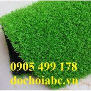 Thảm cỏ nhân tạo trải sàn, trang trí sân vườn tại Đà Nẵng