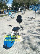Thiết bị dụng cụ tập thể thao ngoài trời giá rẻ tại Đà Nẵng