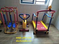 Thiết bị tập gym cho trẻ mầm non chất lượng cao tại Đà Nẵng