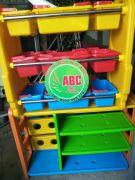 Tủ kệ đựng đồ chơi cho bé mầm non giá rẻ chất lượng tại đà nẵng