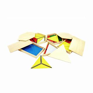 Tạo hình tam giác