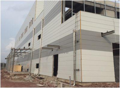 Sử dụng tấm Panel PU để thay thế các vật liệu thông thường khác – Giải pháp xây dựng mới giúp mang lại hiệu quả kinh tế.