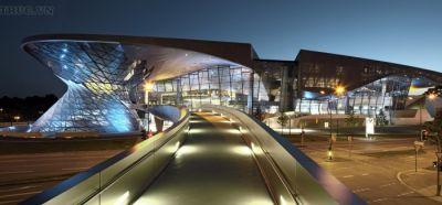 BMW Welt – Công trình kiến trúc đậm nét nghệ thuật của BMW