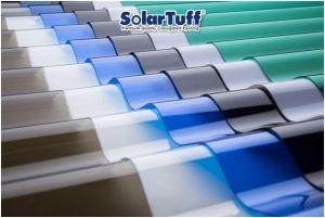 Tấm Polycarbonate Solartuff