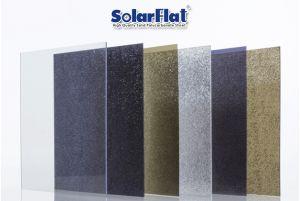 Tấm PC đặc sần indonesia - Solarflat