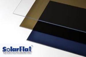 Tấm PC đặc indonesia - Solarflat