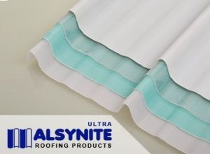 Tôn nhựa lấy sáng kháng hóa chất Alsynite Ultra