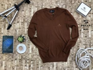 Áo len mầu đồng