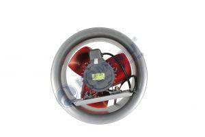 Quạt thông gió  công nghiệp mô tơ khía KM25-T