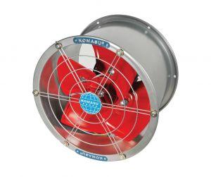 Quạt thông gió siêu  công nghiệp công suất lớn KM25-1S, KM30-1S, KM35-1S, KM40-1S, KM50-1S