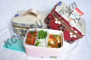 Hộp cơm Komasu