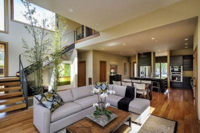 Thiết kế nội thất Biệt Thự - Chị Hoa, Nghi Phú