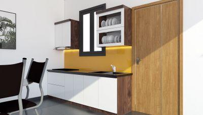 Tủ bếp xh001034