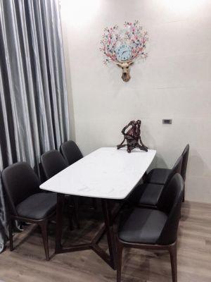 Bộ bàn ăn hiện đại 6 ghế