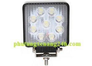 ĐÈN PHA LED DC12V-80V/27W